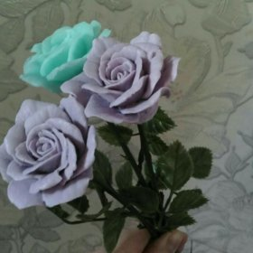 Мыло чайная роза