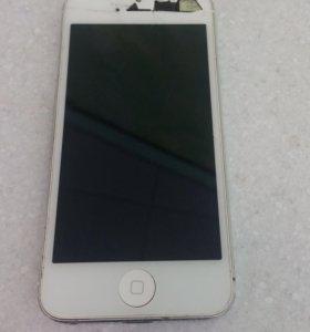 iPhone 5 (разбит экран)