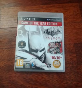 Batman Arkham city для PlayStation3