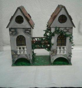 Чайный домик(подарок)