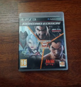 Fight Edition для PlayStation3