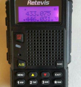 Профессиональные рации Retevis RT5.