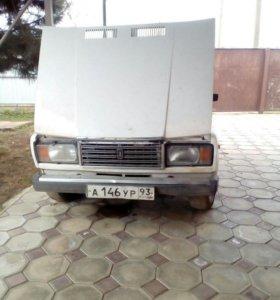 Машина ваз2107