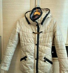 Куртки весна-осень