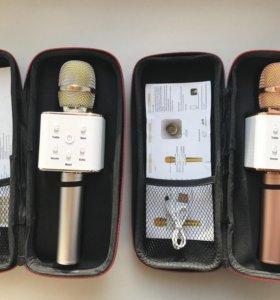 Беспроводной микрофон-караоке Q7