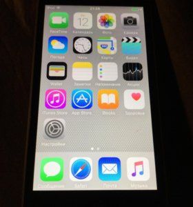 iPod Touch 5 16 GB Silver Ростест