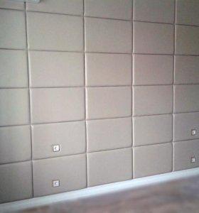 Мягкие стеновые панели