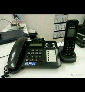 Телефон с трубкой