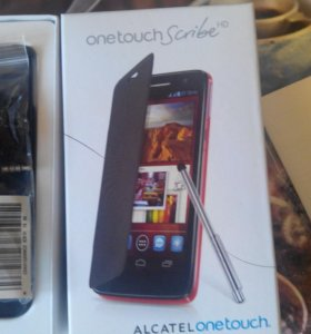 Смартфон ALCATEL ONE TOUCH SCRIBE HD 8008D