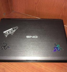 Игровой ноутбук DNS 17.3 FHD