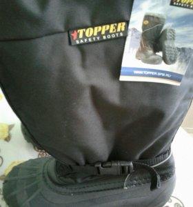 Сапоги TOPPER