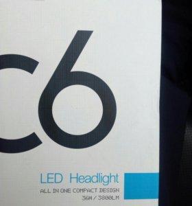 Лед лампы hb3