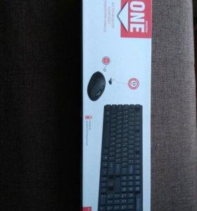 Беспроводной комплект клавиатура+мышь Smartbuy