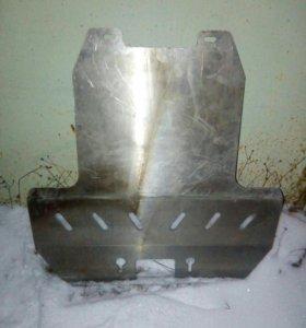 Субару легаси защита картера двигателя