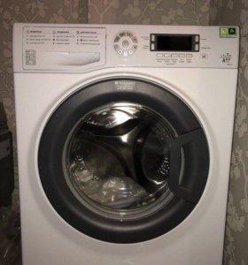 Новая стиральная машина Hotpoint-ariston