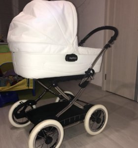 Peg Perego Culla Auto Chrome ( Latte)