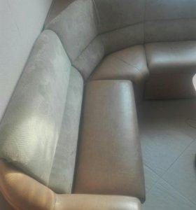 Кухонный диван-уголок