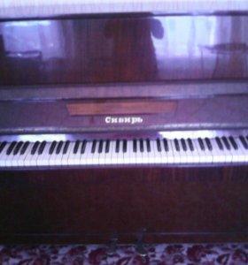 """Продам фортепиано """" Сибирь"""""""