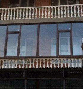 Окна и двери любых профилей