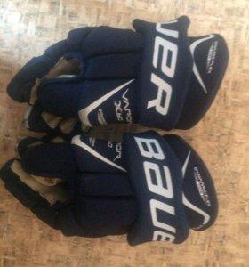 Краги BAUER X60 ( хоккейные перчатки )