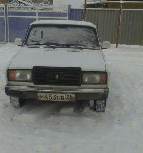 Ваз21074, 2005г.в