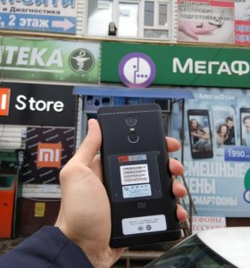 Xiaomi Redmi Note 4X Гарантия Доставка