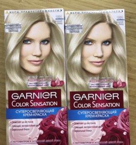 Краска для волос Garnier 2 шт