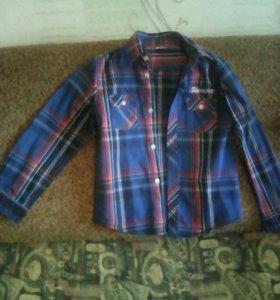 Деская рубашка