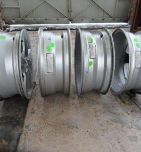 Колёсные диски литые 16 дюймов