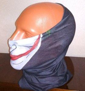 БафФ шарф маска Джокер