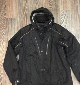 Куртка-горнолыжная