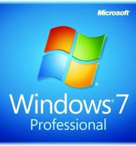 Windows 7 prof.OEM 64 bit