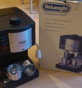 Кофеварка рожковая DeLonghi BAR 14F