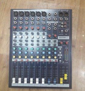 Микшер soundcraft EPM6