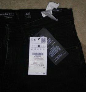 Мужские джинсы новые . Не разу не одеты.