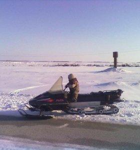 Снегоход рысь-440