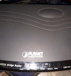 G.SHDSL модем planet grt-101