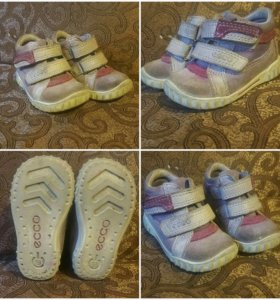 ботинки ecco 19 р-р