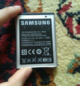 Аккумулятор Samsung 4,2×5,2