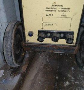 Сварочник+зарядное+пускач.савдеп новый