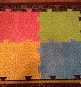 Массажный коврик (модуль из 8 элементов)