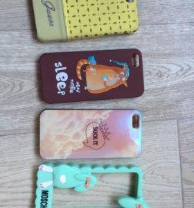 Чехлы для айфон 5s