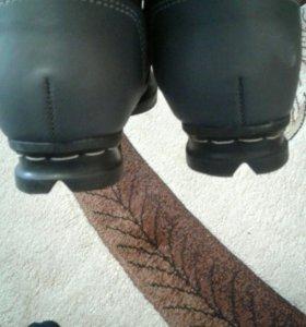 Лыжние ботинки