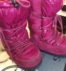 Обувь зимняя для девочки, 29 р-р