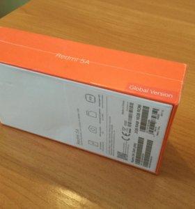 Новые Xiaomi 5A (2+16Gb)Цвет серый и Золотой