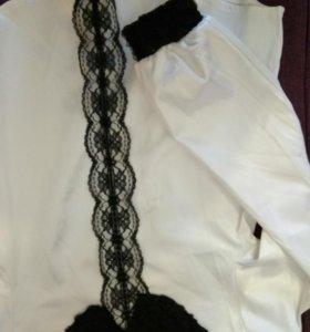 Блуза,школьная рубашка