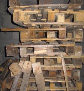 Продам на дрова поддоны лом