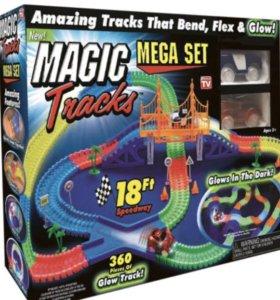 Magic tracks 360деталей
