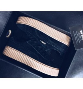 Кроссовки Puma Suede Creeper by Rihanna