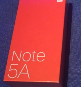 Xiaomi Redmi Note 5A 2gb/16gb Global Version